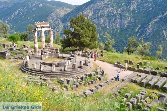 Delphi Griekenland